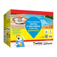 Tecplus Lastic 18kg Weber Quartzolit