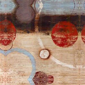 Tela Abstrato 50x50cm