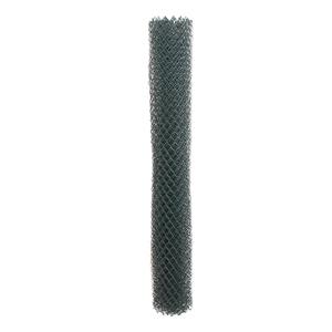 """Tela Alambrado Aço Galvanizado Revestida PVC 1"""" Cinza 1,8x5m"""