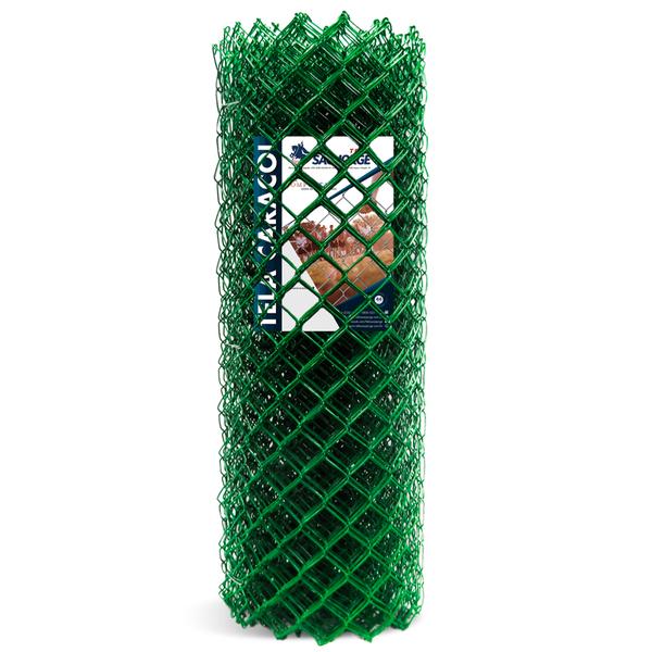 Tela alambrado a o galvanizado revestida pvc verde 2 1 - Tela mosquitera leroy merlin ...