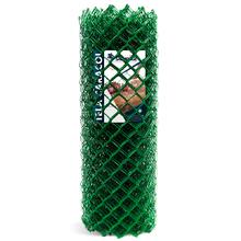 """Tela Alambrado Aço Galvanizado Revestida PVC Verde 2"""" 1,8x15m"""