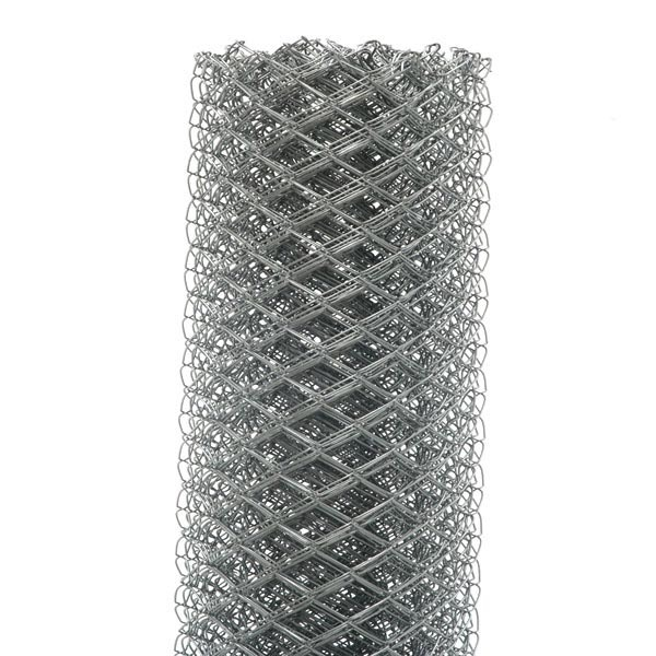 Tela alambrado a o galvanizado 1 cinza 1 2x2 5m leroy for Tela mosquitera leroy merlin