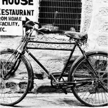 Tela Bike 30x30cm