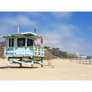 Tela Canvas 30X40 Beach House Inspire
