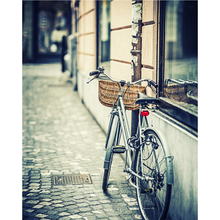 Tela Canvas 50X40 Vintage Bike Inspire