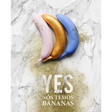 Tela Canvas 50X40 Yes Bananas Inspire