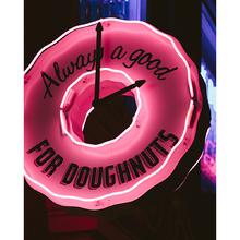 Tela Canvas Donut 50x40 Inspire