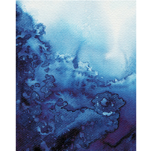 Tela Canvas Gradient Water 50x40 Inspire