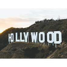 Tela Canvas Hollywood 30x40 Inspire