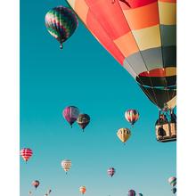 Tela Canvas Sky of ballons 50x40 Inspire