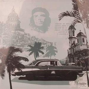 Tela Cuba 40x40cm