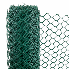 Tela de Proteção Multiuso Malha 35mm 1,5x10m Verde