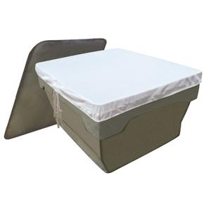 Tela de proteção para caixa d'água 1.000 litros quadrada KLC