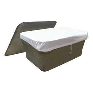 Tela de proteção para caixa d'água 500 litros retangular KLC