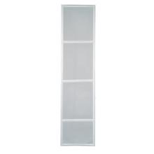 Tela Mosquiteira Branco 217x120cm Para Portas Sasazaki