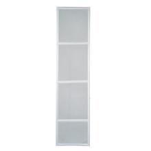 Tela Mosquiteira Branco 217x200cm Para Portas Sasazaki