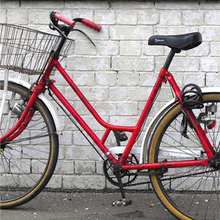 Tela Red Bike 30x30cm