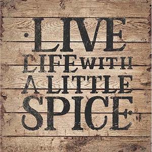 Tela Spice 30x30cm