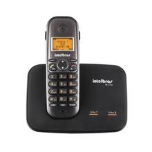 Telefone com Fio Preto 2Linhas TS5150 Intelbras