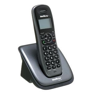 TELEFONE SEM FIO INTELBRAS TS 6120 COM IDENTIFICAÇÃO DE CHAMADAS, VIVA-VOZ E TECLADO LUMINOSO (BIVOLT)