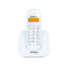 Telefone sem Fio Branco TS3110 Intelbras