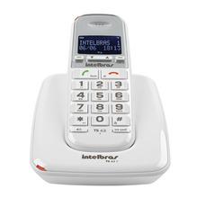 Telefone sem Fio Branco TS 63V Intelbras
