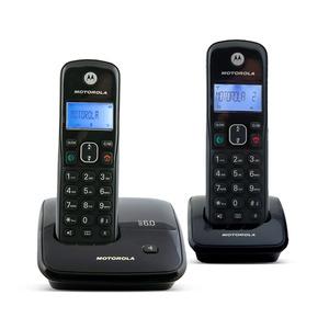 Telefone sem Fio com Identificador de Chamada MOTOROLA