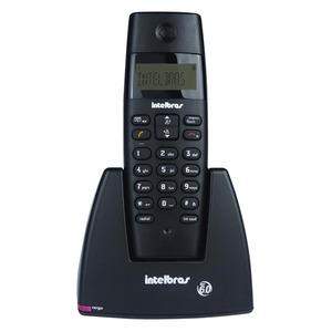 Telefone sem Fio Id Dig Ts40 Pt InTelefonebras