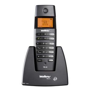 Telefone sem Fio Id Dig+V.Voz Ts60V InTelefonebras
