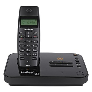 Telefone sem Fio Id Secret Pt InTelefonebras Ts40Se