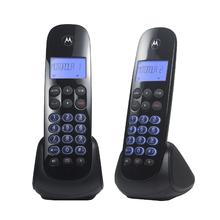 Telefone sem Fio Preto Moto750MRD2 Motorola