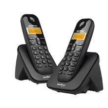 Telefone sem Fio Preto TS3112 Intelbras