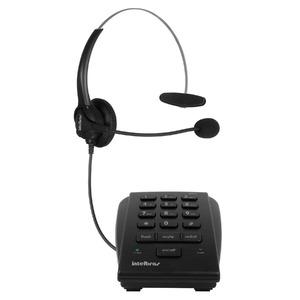 Telefoneefone Com Headset Hsb20 InTelefonebras