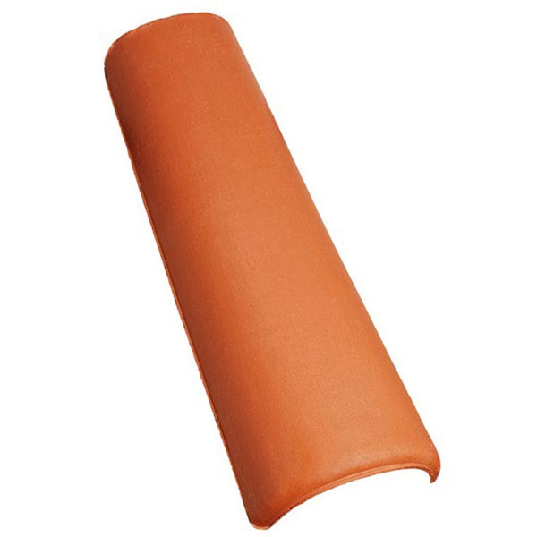 Telha de cer mica paulistinha resinada vermelho 15 5cm - Leroy merlin ceramica ...
