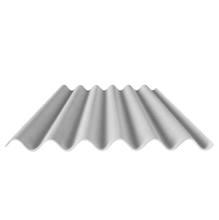 Telha Crfs Ondulada 1,53X1,10m 6mm Eternit