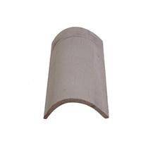 Telha Cumeeira de Concreto 40,5cm Tegovale