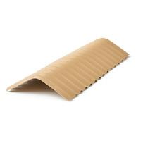 Telha Cumeeira de PVC Minionda Marfim 34x90cm Precon