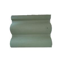 Telha de Concreto Coppo Veneto com Resina Verde 33x42cm Tegovale
