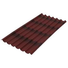 Telha de Fibra Vegetal Stilo 3D Vermelho 1,95x0,96m Onduline