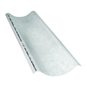 Telha de Fibrocimento Onda 50 Cinza 8mm 3,20x0,60m Brasilit