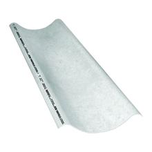 Telha de Fibrocimento Onda 50 Cinza 8mm 4,10x0,60m Brasilit
