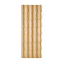 Telha de PVC Colonial Marfim 525x860cm Precon