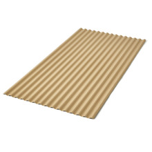 Telha de PVC Minionda Marfim 91x180cm Precon