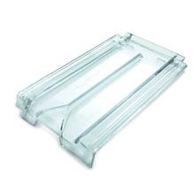 Telha de Vidro Francesa Paulista 24x4,2cm Prismatic