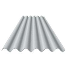 Telha Fibro Cimento Tropical Cinza 1,83 x 1,1 m Eternit