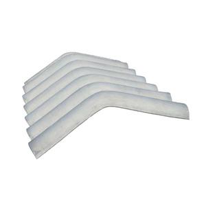 Telha Fibrocimento Cumeeira 15° 1,10mx0,30mx6mm  Confibra