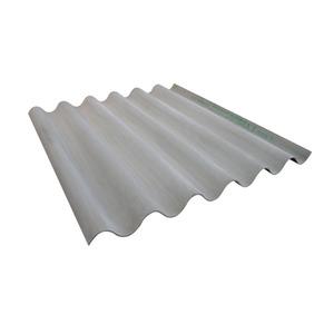 Telha de Fibrocimento Econoflex Cinza 110x183x0,6cm Infibra