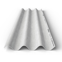 Telha Fibrocimento Maxiplac 3,00x1,06m 6mm  Brasilit