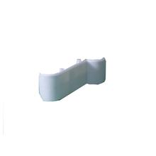 Terminal Rígido de PVC 5,5x5,5cm Real PVC