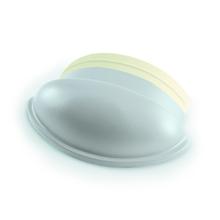 Terminal Silver/Platina 0.18x0.05cm Perkus